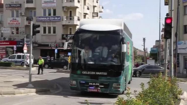 Ahmet Davutoğlu, Menteşe'de Konuştu!