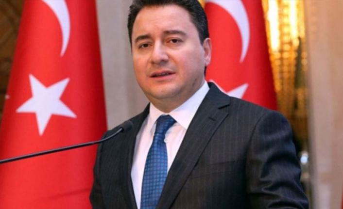 Ali Babacan'dan 'İstifa' Açıklaması!