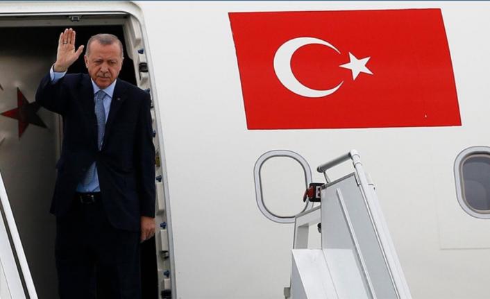 Cumhurbaşkanı Erdoğan, Rusya'ya Gitti!