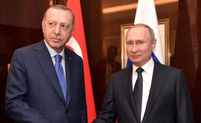 Erdoğan ve Putin'in Antikor Sayısı Diyaloğu