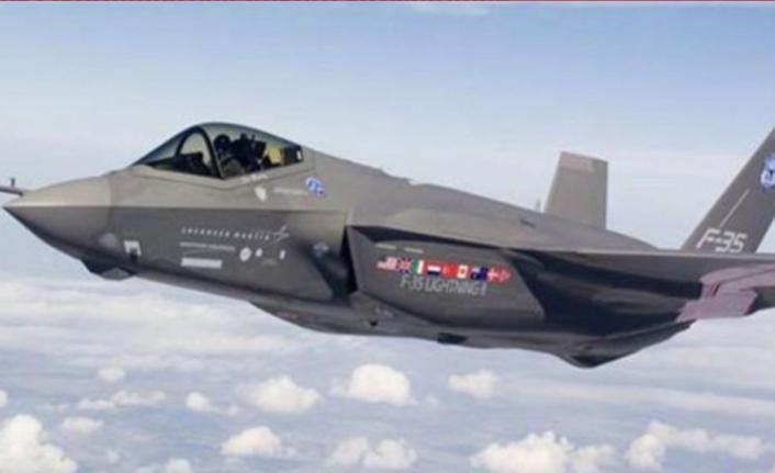 F-35'ler için ABD'li Lobi Şirketiyle Anlaşma Uzatıldı