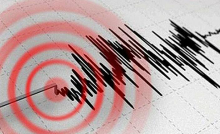 Girit Adası'nda Deprem!