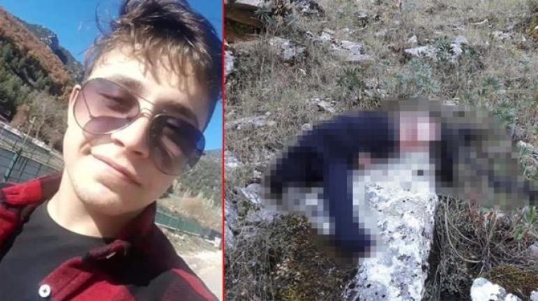 Isparta'da 4 Gündür Aranan 17 Yaşındaki Gencin Cansız Bedeni Kayalıklarda Bulundu