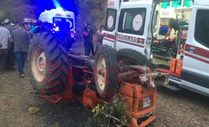 Köyceğiz'deki Traktör Kazasında 1 Kişi Yaşamını Yitirdi