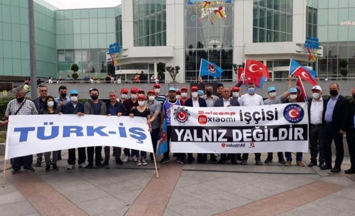 Türk Metal İş, Xiaomi'de Direnişi Kazandı!