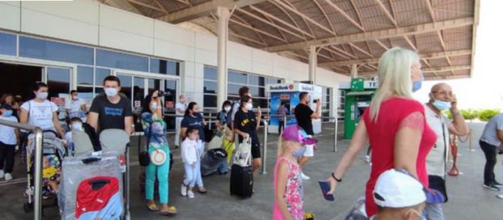 Türkiye'ye En Çok Turist Gelen Ülke Belli Oldu