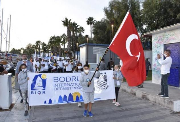 9. Bodrum Uluslararası Optimist Yarışları