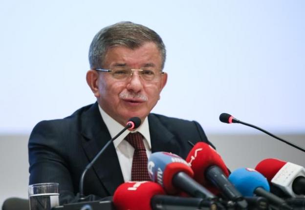 Ahmet Davutoğlu: Kürtler Sorunu Hakkında Sadece HDP'yi Muhatap Almak Doğru Olmaz