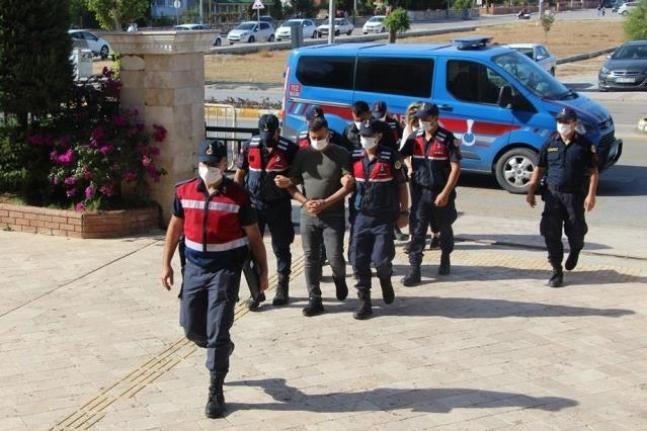 Aydın ve Muğla'daki Uyuşturucu Operasyonlarında Yakalanan 5 Zanlıdan 3'ü Tutuklandı