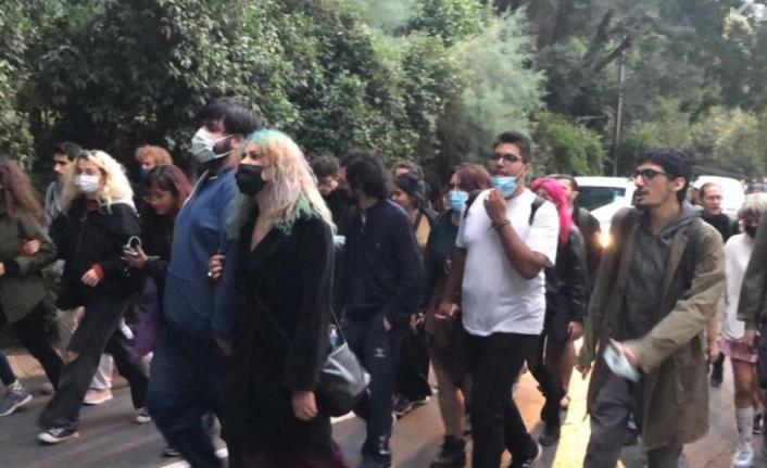 Boğaziçi Üniversitesi'nde 10 Öğrenciye Gözaltı!