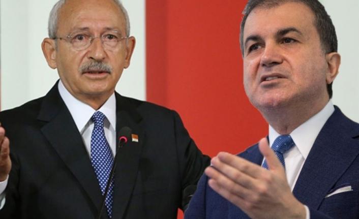 Çelik'ten Kılıdaroğlu'na: Ahlaki Olmayan Bir Tavırdır
