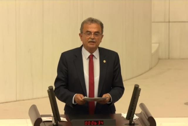 CHP'li Girgin: İktidardan Yerel Basına Darbe Üstüne Darbe