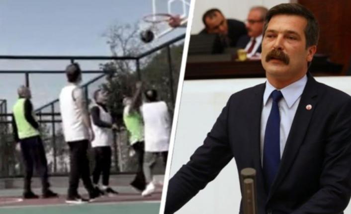 Erkan Baş'tan Cumhurbaşkanı Erdoğan ve Altun'a Teklif