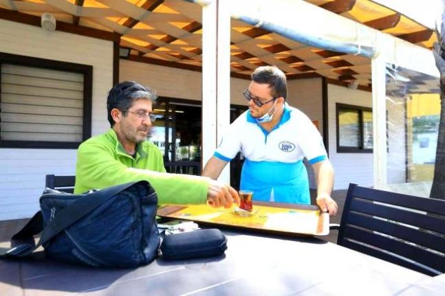 Fethiye'de Down Cafe Açılıyor