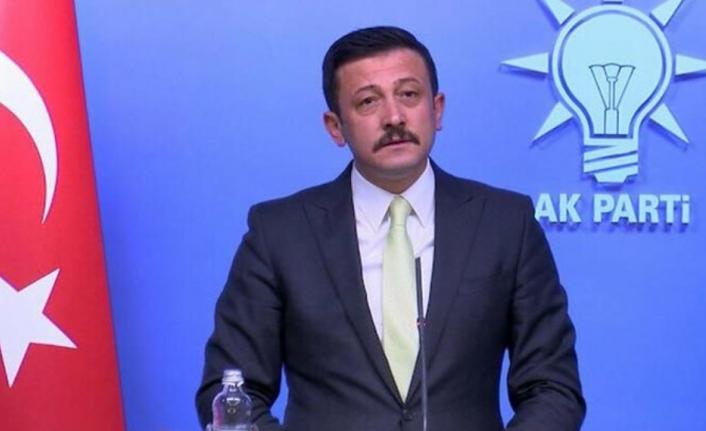 Hamza Dağ:19 Yıldır Kesilmeyen Hizmetin Adı AK Parti