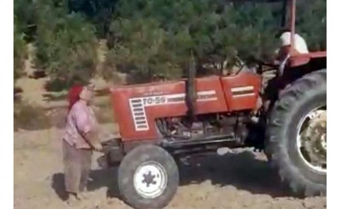 İki Kardeş, Miras Yüzünden Ablalarını Traktörle Ezdi!