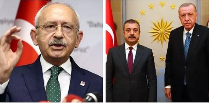 Kılıçdaroğlu: Bu İhanette Kavcıoğlu'nun Sorumluluğu Artıyor