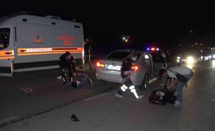 Kırıkkalede'de Korkunç Kaza: 8 Yaralı!