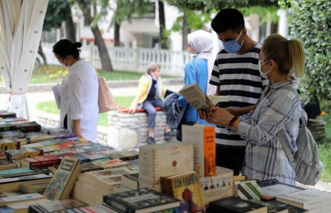 Menteşe Belediyesi Kitap Fuarı Açıldı