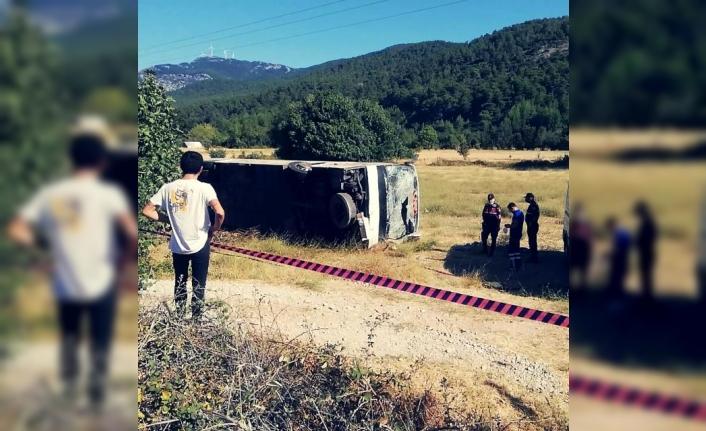 Menteşe'deki Feci Kazada Ağır Yaralanan Öğrenciden Acı Haber!