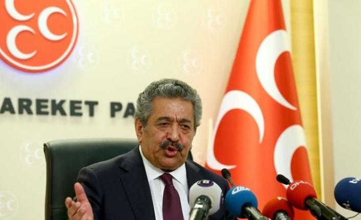 MHP'li Yıldız: Kılıçdaroğlu'nun Dokunulmazlığı Kaldırılmalı