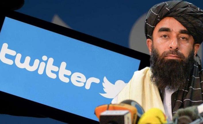 Twitter'dan Taliban Sözcüsüne Kısıtlama