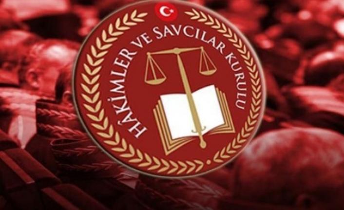 Yüzlerce Hakim ve Savcının Görev Yeri Değişti!