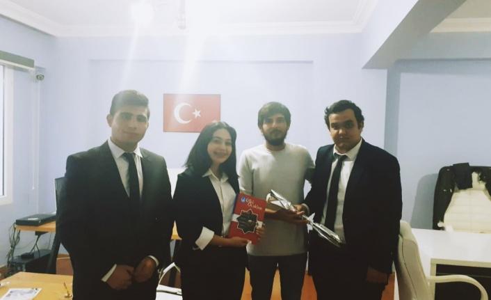 Ortaca Ülkü Ocakları Gazetemiz Haber48'i Ziyaret Etti