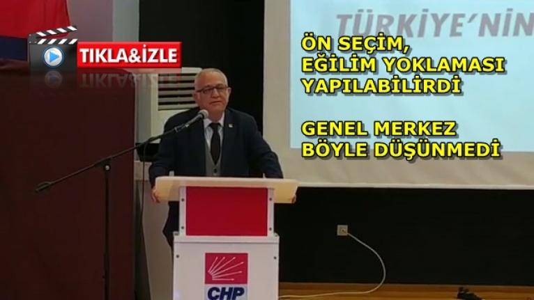 Adem Zeybekoğlu'ndan Rest: İl Başkanı Başarısızsa Değiştirin!
