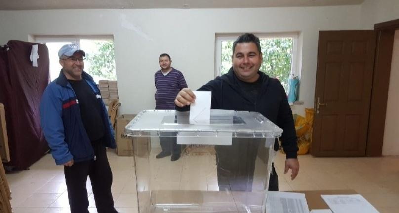 AK Parti Ortaca'da Delegelerini Seçti