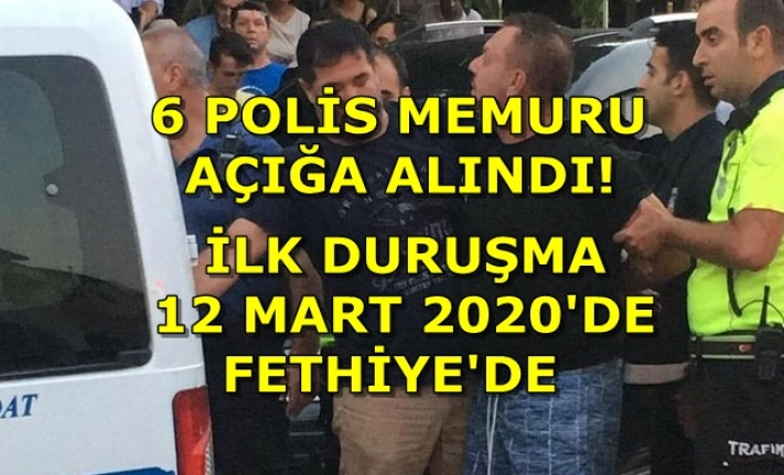 Ali Çetin Davasında Kaymakam 6 Polis Memurunu Açığa Aldı!