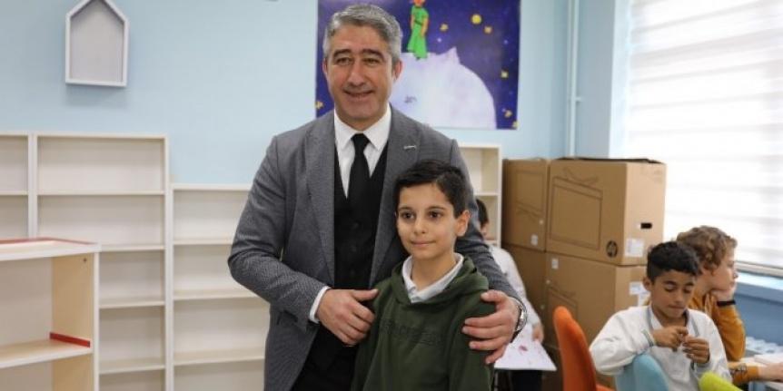 Başkan Oktay'dan Ege'ye Sürpriz