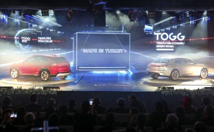 """Dünya Basınında Yerli Otomobil: """"Tesla'ya Meydan Okumayı Umuyor"""""""