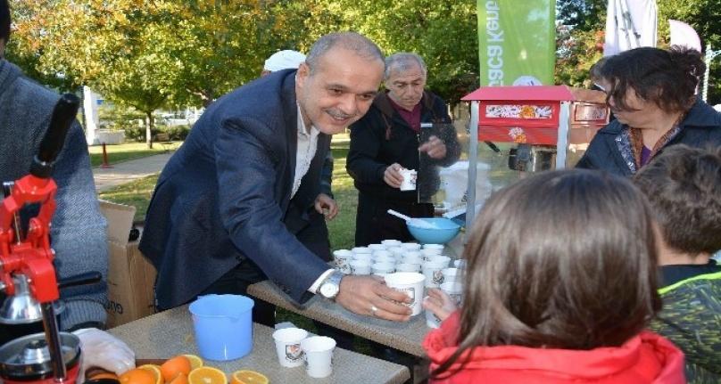 Ortaca'da Festival Tadında Yerli Malı Haftası Etkinliği!