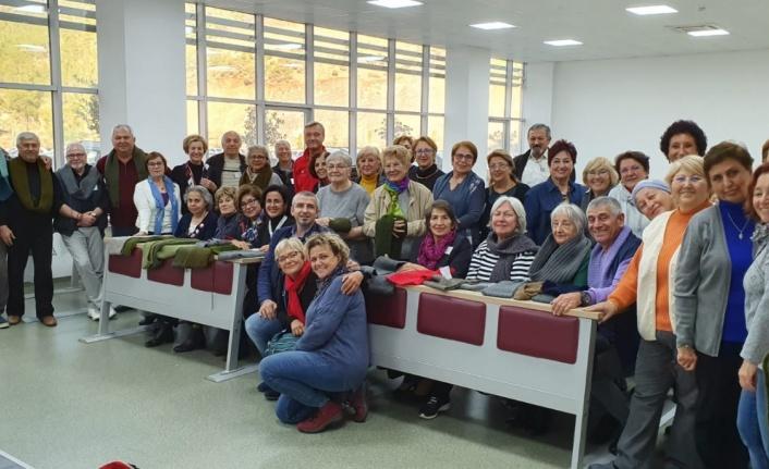 Tazelenme Üniversitesi Mehmetçiği Unutmadı
