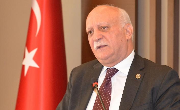 """Türkiye Ziraat Odası """"Yerli Malı"""" Diyor"""