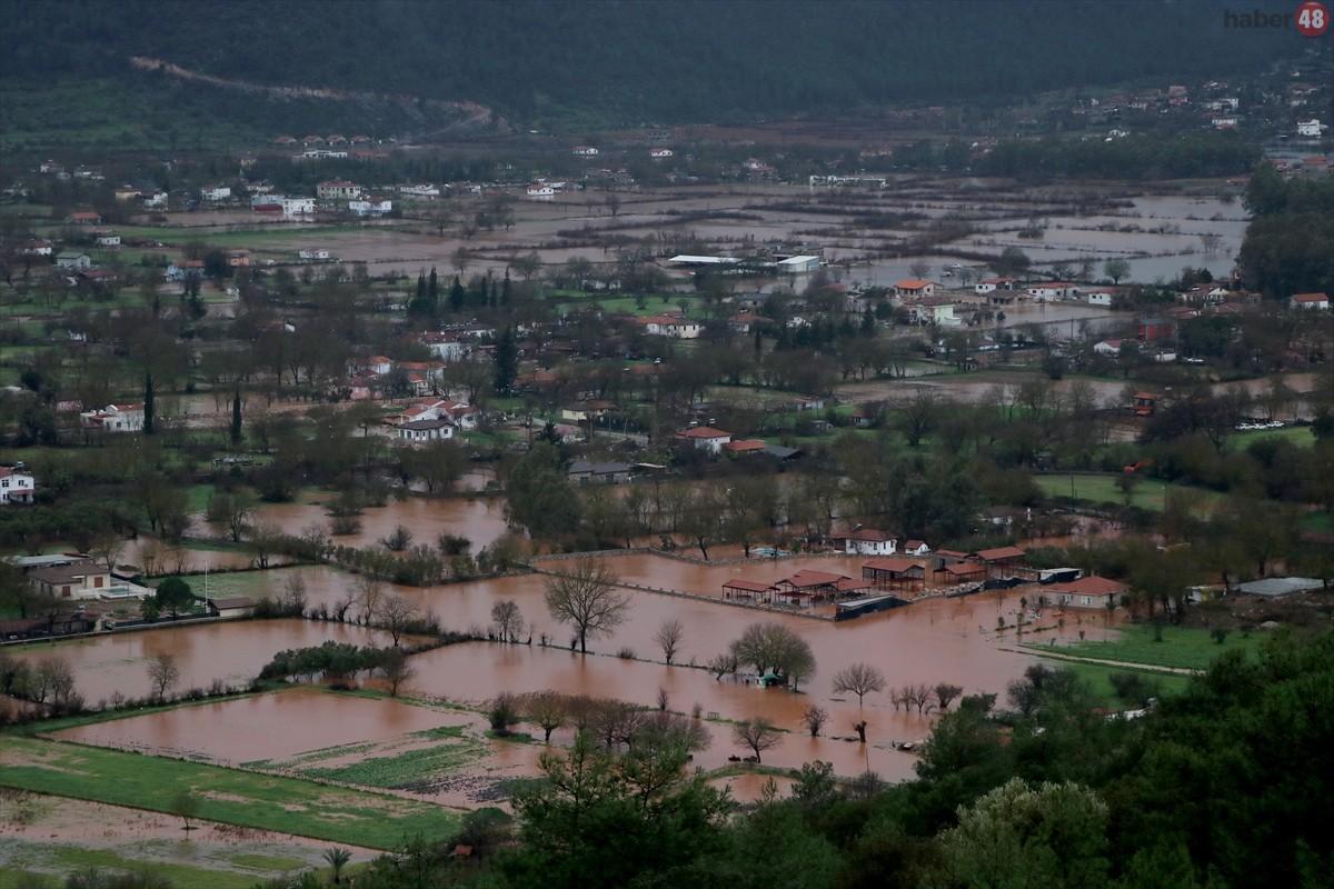 Fethiye Sular Altında