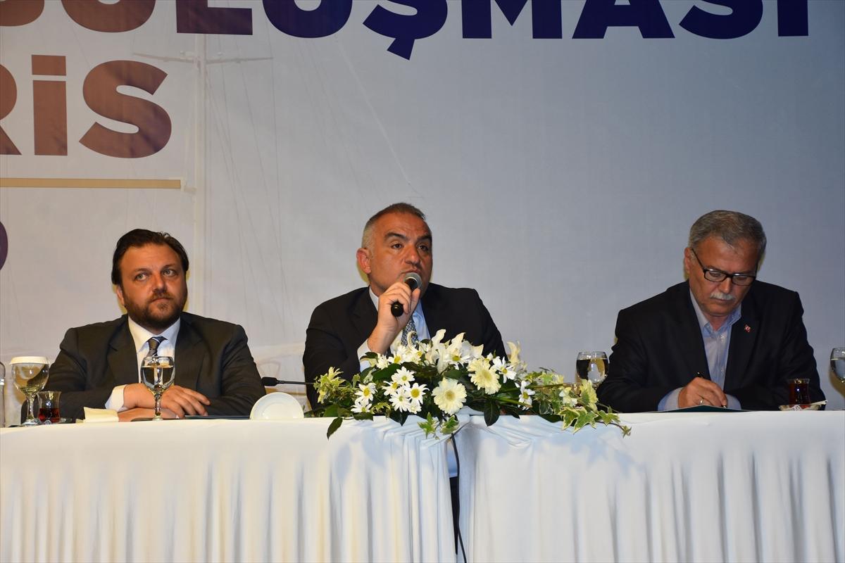 'TURİZMİ TÜRKİYE'NİN 81 İLİNE YAYMAMIZ GEREKİYOR'