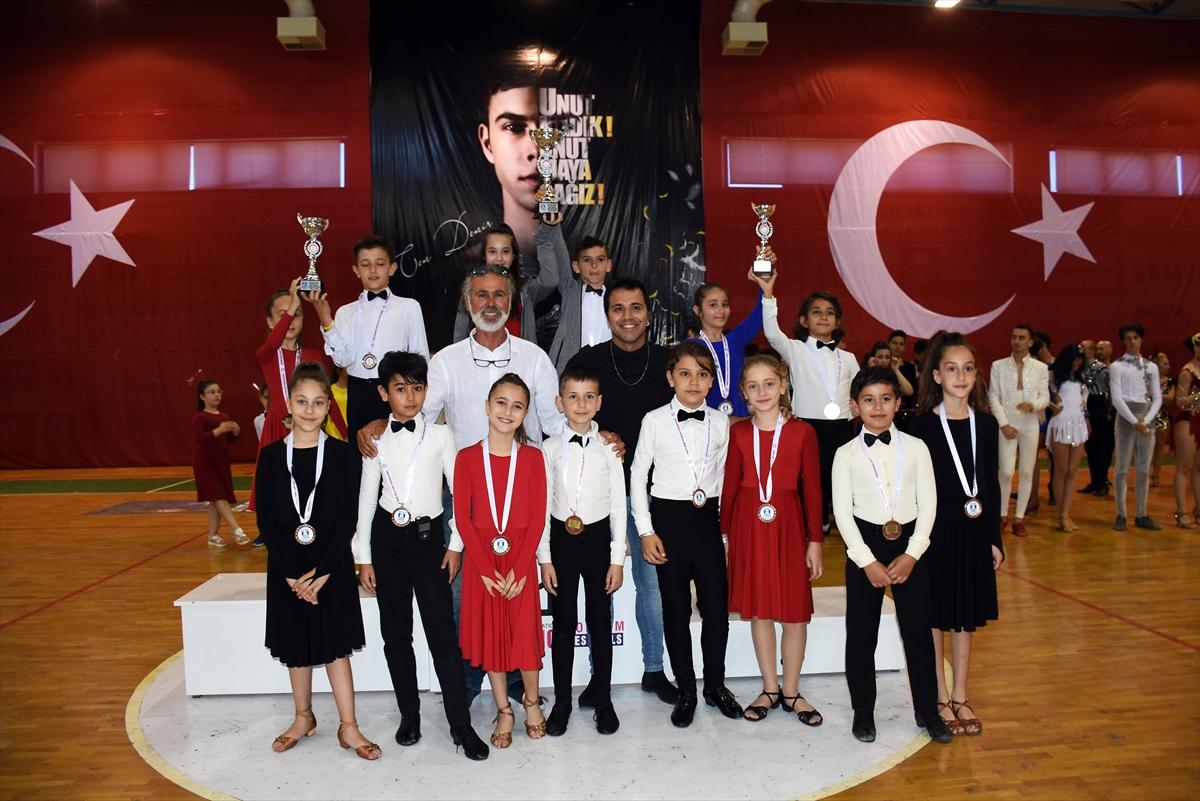 DANS ŞAMPİYONU CEM DEMİR BODRUM'DA ANILDI