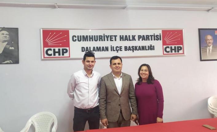 CHP Dalaman Kadın Kolları Başkanı Belli Oldu