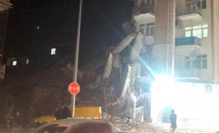 Elazığ'da 6,5 Büyüklüğünde Deprem!