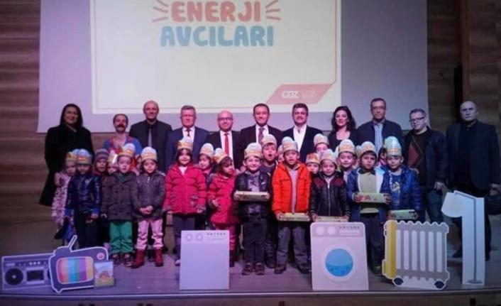 Enerji Avcıları Projesi ile 25 Bin Çocuk Bilinçlendirildi!
