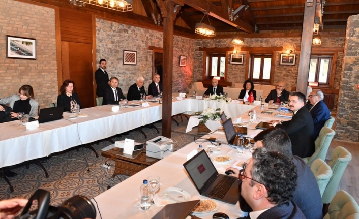 GEKA 125. Yönetim Kurulu Toplantısı Denizli'de Yapıldı