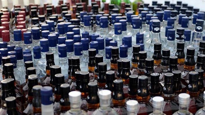 İçki Sektöründe Kayıt Dışı Üretim Zirve Yaptı