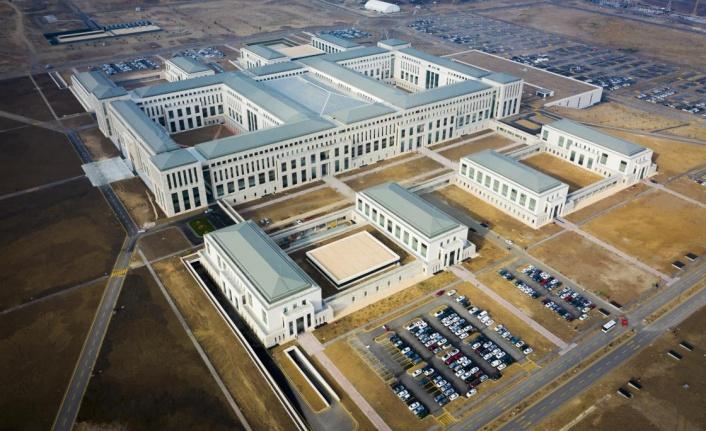 MİT'in Yeni Binası 'KALE' Yarın Hizmete Açılıyor!