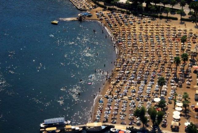 Muğla 2019 Turizmini Yüzde 16 Artışla Kapattı