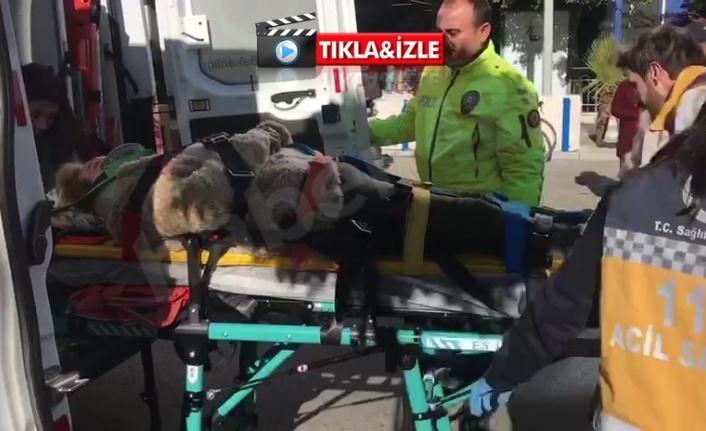 Ortaca'da Görünmez Kaza: Bisikletli Yayaya Çarptı!