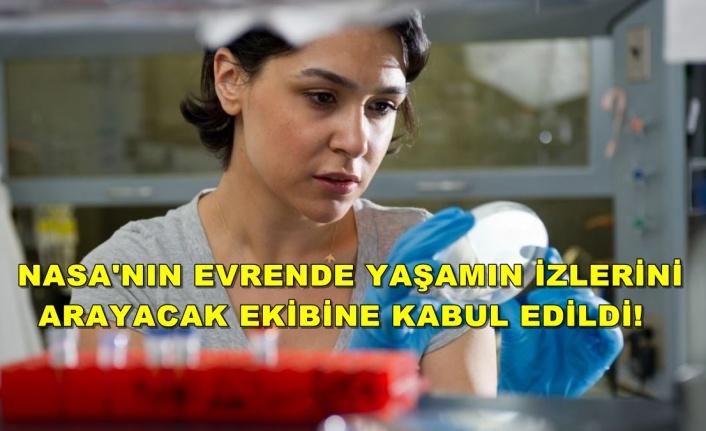 Türk Bilim Kadını Betül Kaçar NASA'nın Özel Ekibine Kabul Edildi!