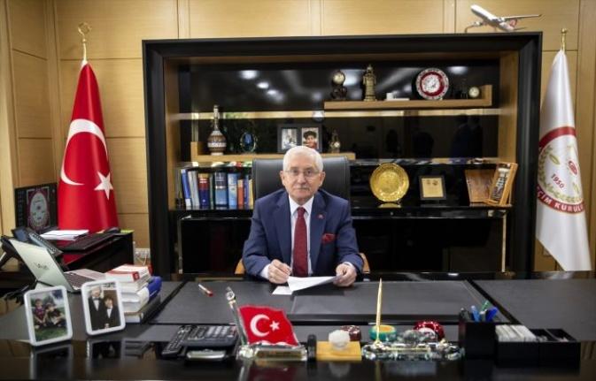 YSK Başkanı Güven'den Oy Zarfı ve Biyometrik Kimlik Uygulaması Önerisi
