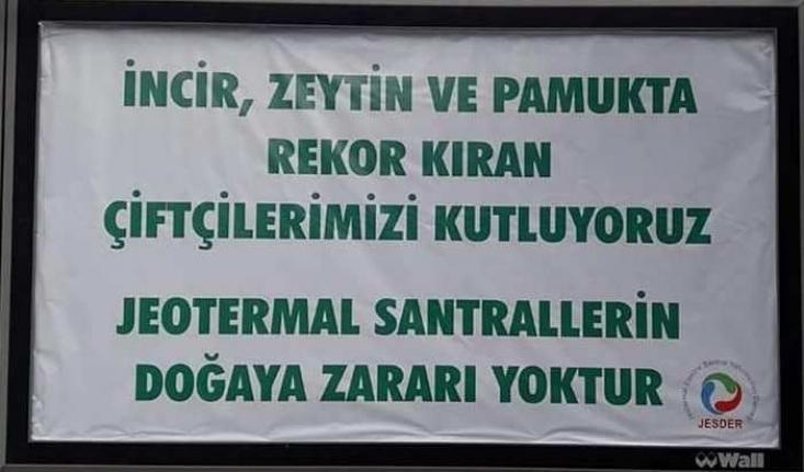 Aydın'da Tepki Çeken Afişler Kaldırıldı